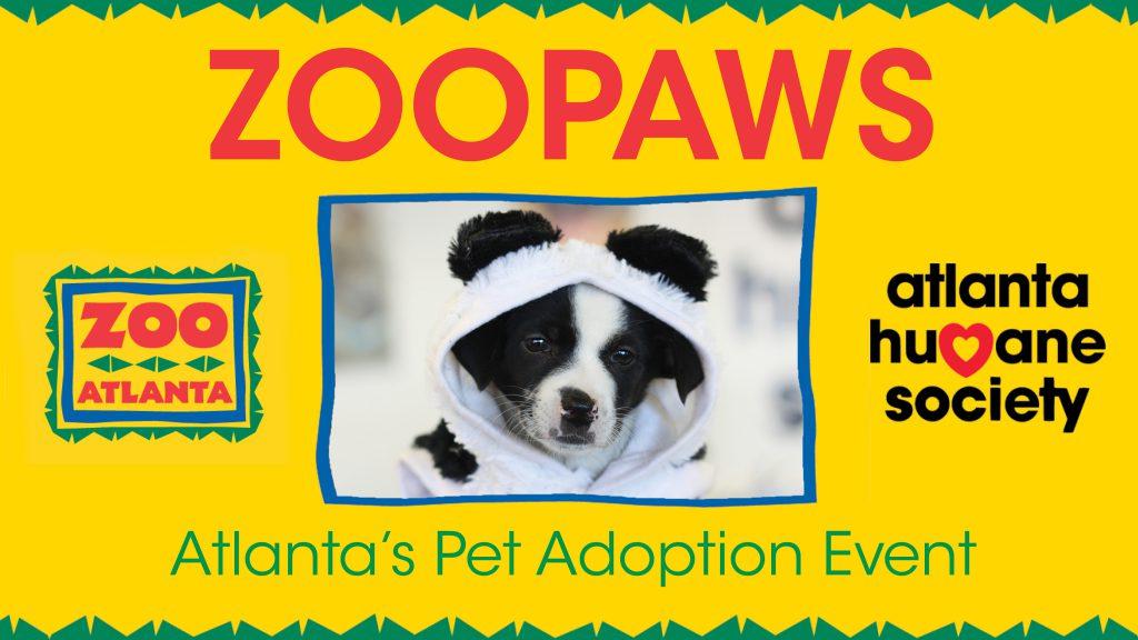 Zoopaws Atlanta S Pet Adoption Event Atlanta Humane Society