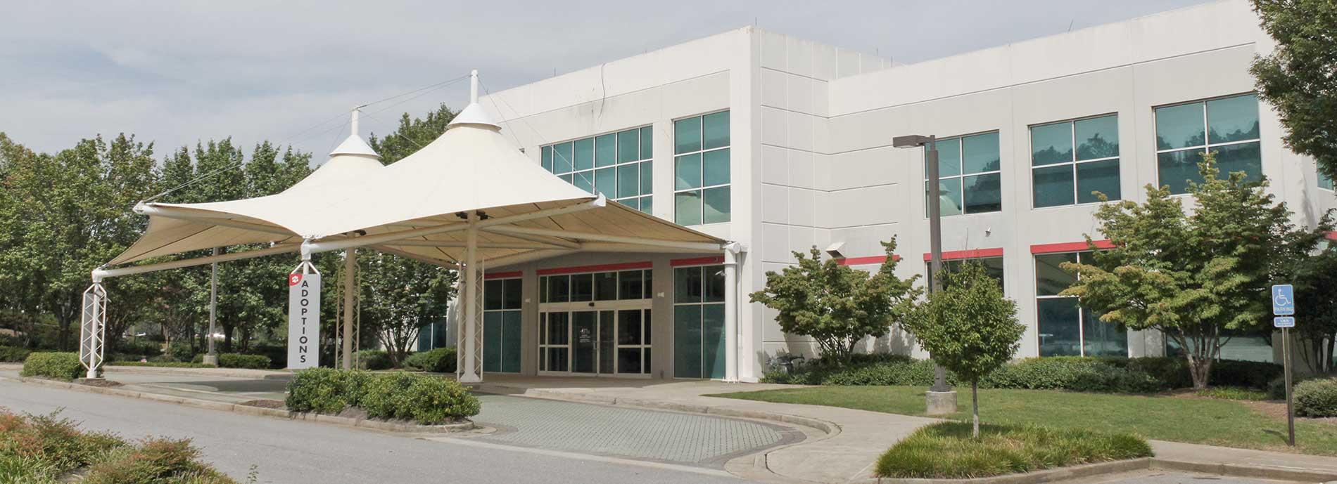 Atlanta Humane Society's Alpharetta Building