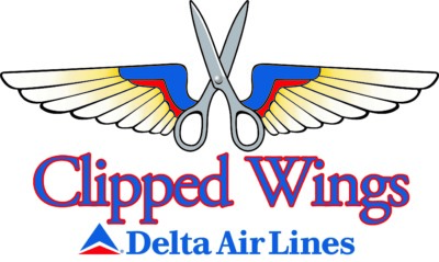 clipped wings delta airlines