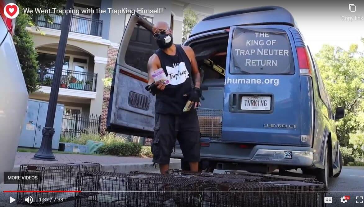 Trap King Atlanta Humane Society Video Preview